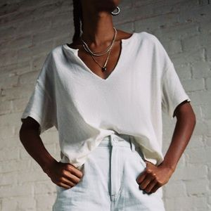Urban Outfitters V neck T